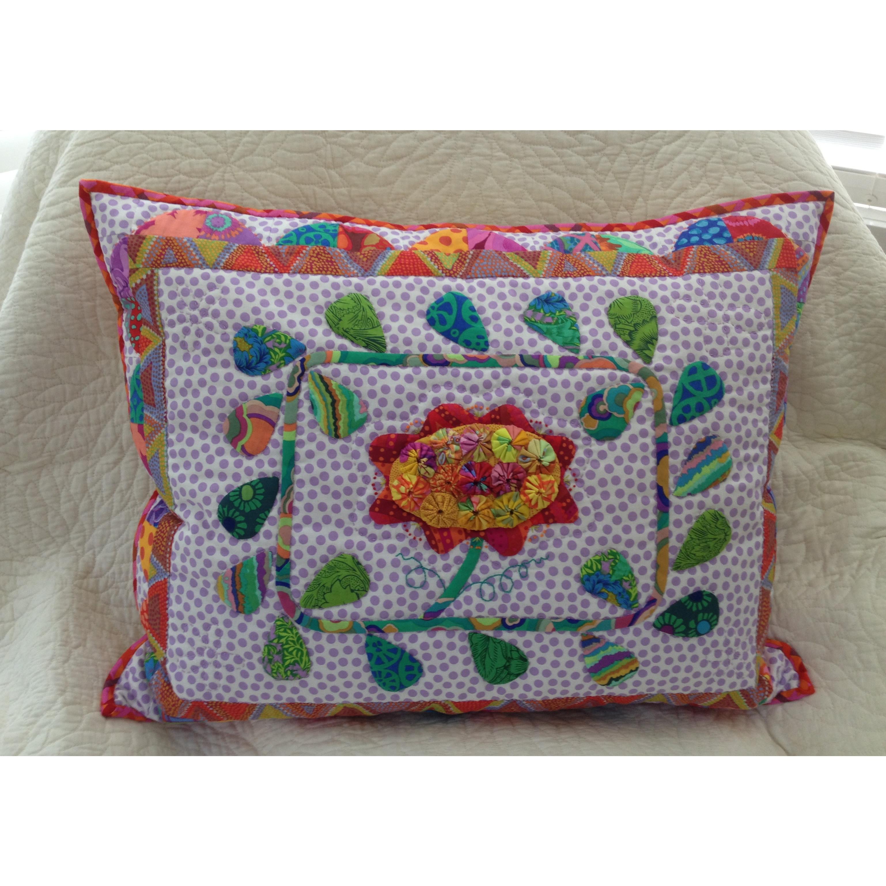 Fleur du soleil pattern sew quilt designs - Fleur du soleil ...